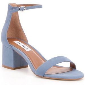 Steve Madden Blue Irenee Heel